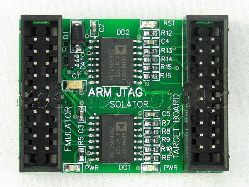 Arm-jtag программатор своими руками 55
