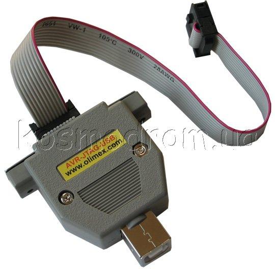 Программатор AVR-JTAG-USB