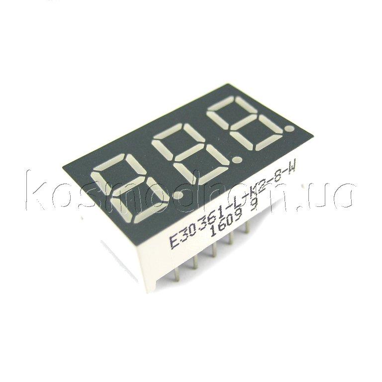 Купить E30361-L-K2-8-W на складе КОСМОДРОМ, Харьков, Украина: http://www.kosmodrom.com.ua/el.php?name=E30361-L-K2-8-W
