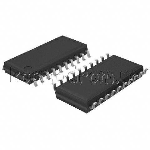 Микросхема ADS1255IDBT.  Произв.:TI.  SOP20 АЦП - SSOP-20: Разрядность: 24 бит: Каналов: 2: Скорость: 30 кГц...