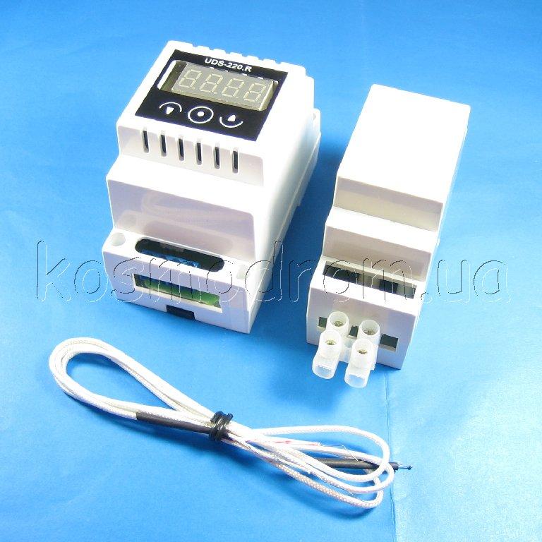 Симисторный терморегулятор