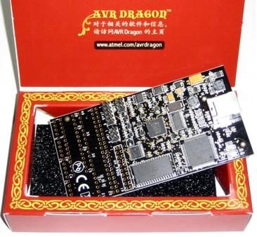 Драйвер Avr Dragon