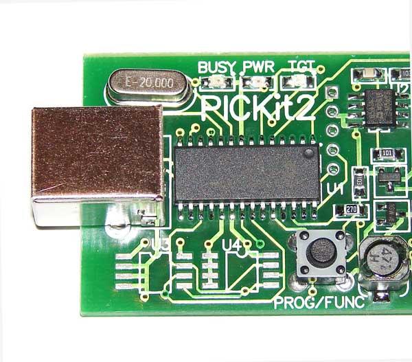 программатора PICkit2